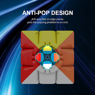 MoYu Meilong 3x3x3 anti pop design