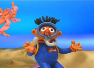 Sesame Street Bert and Ernie's Great Adventures Deep Sea.1