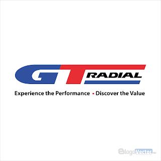 GT Radial Logo vector (.cdr)