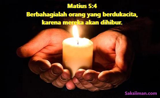 Ayat Alkitab Untuk Ibadah Penghiburan Dan Pemakaman