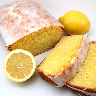 Ioanna's Notebook - Lemon cake