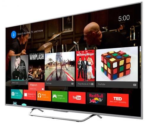 Android TV, sistema usado nas smarts da Sony, tem mais apps