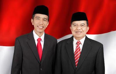 Tugas Presiden, Wakil Presiden dan Menteri di Indonesia