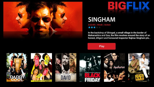 Download Best Hindi Movie on Bigflix