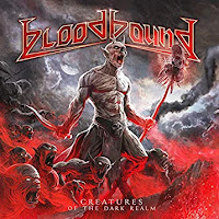 "Ο δίσκος των Bloodbound ""Creatures Of The Dark Realm"""