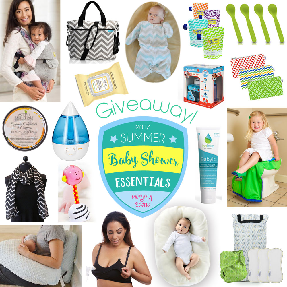 Nanny To Mommy Baby Shower Essentials Giveaway Ends 8 31