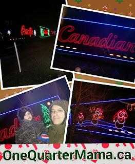 Canadian Pacific Holiday Train 2013 copyright OneQuarterMama.ca