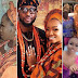 #BamTeddy: Breathtaking First Photos And Video From Bambam And Teddy A's Traditional Wedding