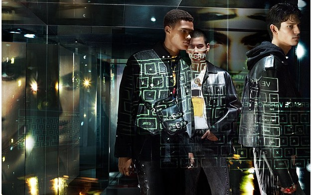 Versace Spring Summer 2020 Ad Campaign