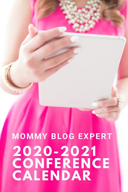 2020-2021 Influencer Writer Blogger Conferences