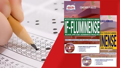 Apostila Concurso IF Fluminense 2018