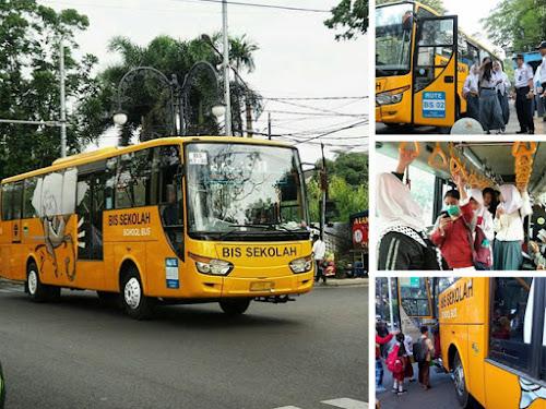 Jadwal Bis Sekolah Gratis Bandung
