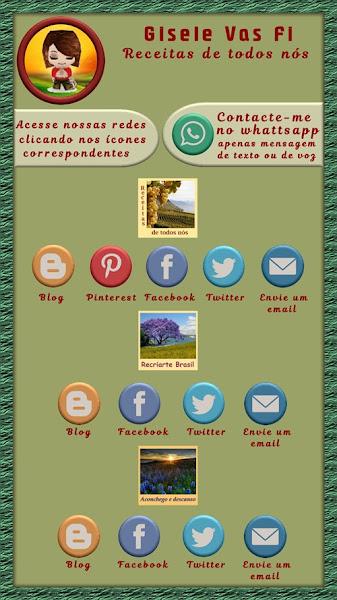 Cartão de visitas virtual