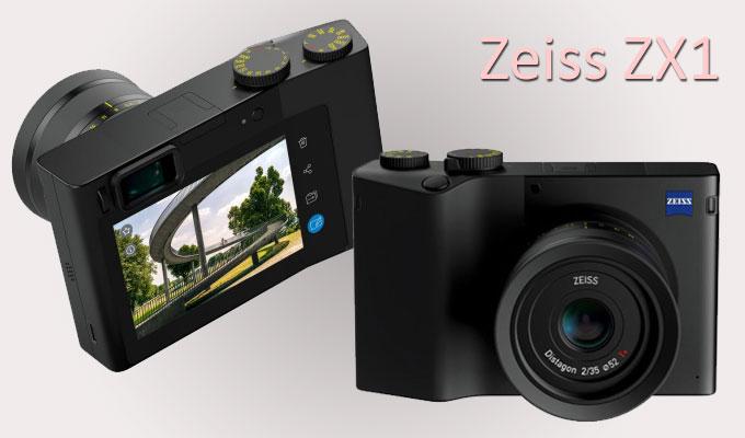 Preorder untuk Kamera Zeiss ZX1 Dibuka