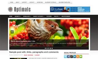 NewsPlus Blogger Template