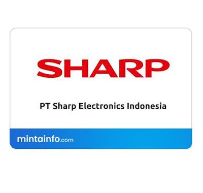 Lowongan Kerja PT Sharp Electronics Terbaru Hari Ini, info loker pekanbaru 2021, loker 2021 pekanbaru, loker riau 2021