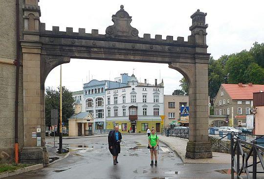 Brama Jerozolimska.
