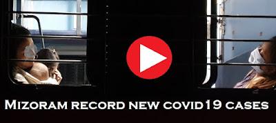 Mizoram Records New Covid-19 Cases