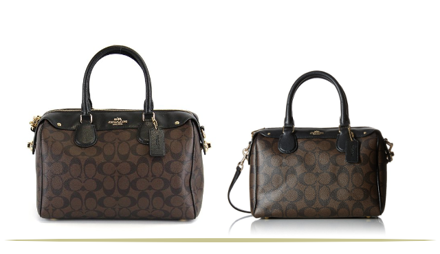 Coach Mother-Daughter Signature Satchel Handbags  |  9 Cool Things