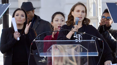 Natalie Portman diz que foi vítima de  terrorismo sexual