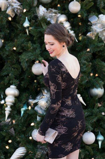 Le Chateau Little Black Dress
