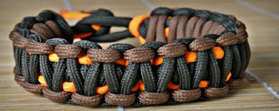 survival paracord bracelet is a multi tool in itself