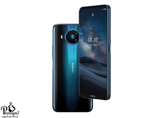 سعر ومواصفات  Nokia 8.3 5G | مميزات وعيوب نوكيا 8.3 5G