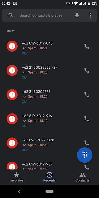 DIjamin Berhasil: Blokir Nomor Spam Tanpa Aplikasi