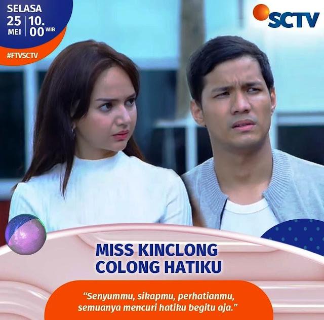 Daftar Nama Pemain FTV Miss Kinclong Colong Hatiku SCTV 2021 Lengkap