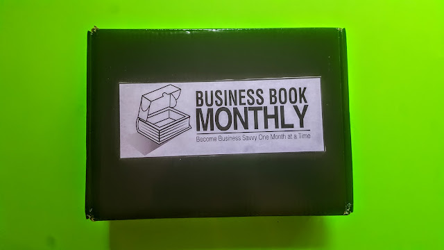 business book monthly subscription box review