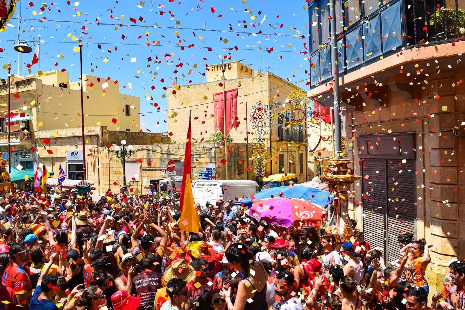 maltese festival