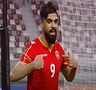البحرين تفوز على الكويت وتنضم للمجموعة الأولى من كأس العرب 2021