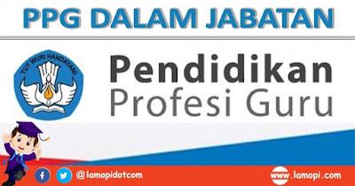 Persyaratan Pendaftaran PPG DALJAB 2021