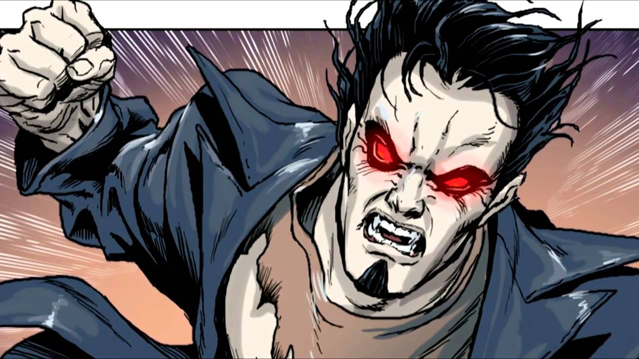 Spider-Man : Sony Developing Morbius the Living Vampire Spinoff.