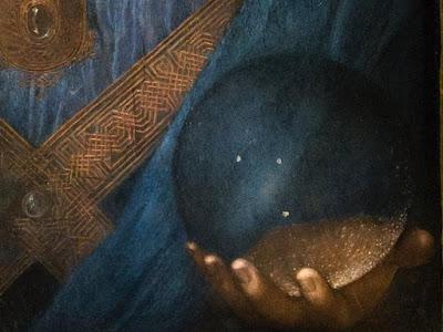Svelati i Misteri della Sfera del Salvator Mundi