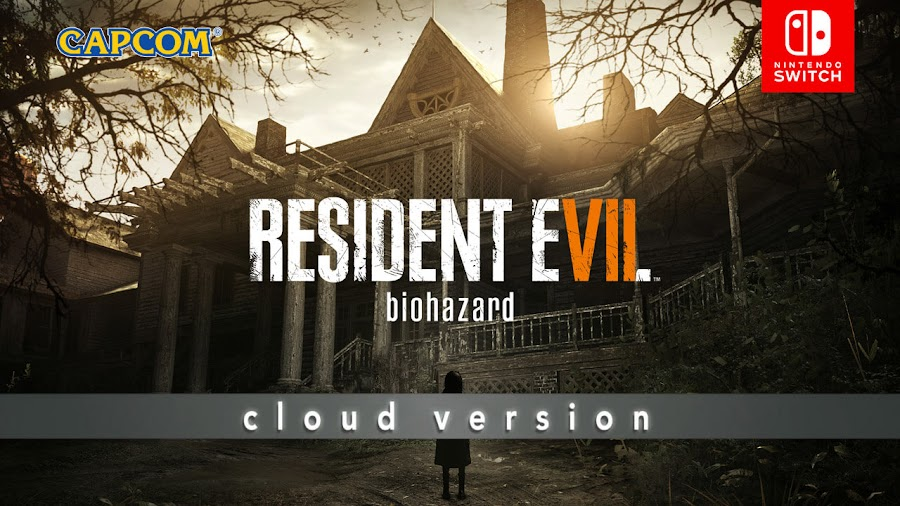 resident evil 7 cloud version nintendo switch