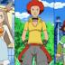 Capitulo 23 Temporada 13: ¡Cuatro caminos bifurcan en un puerto Pokémon!