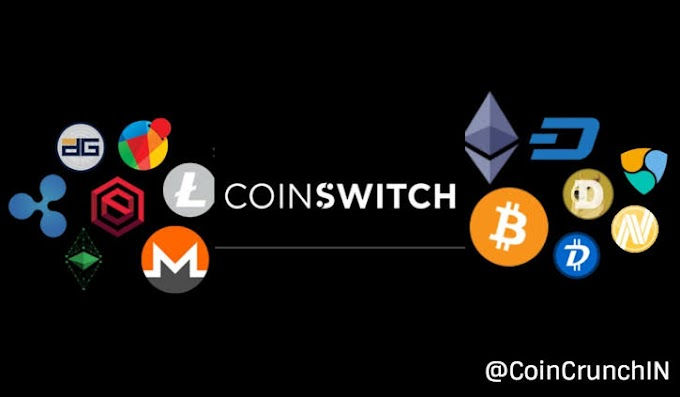 Earn free $5 worth of bitcoin instantly with CoinSwitch