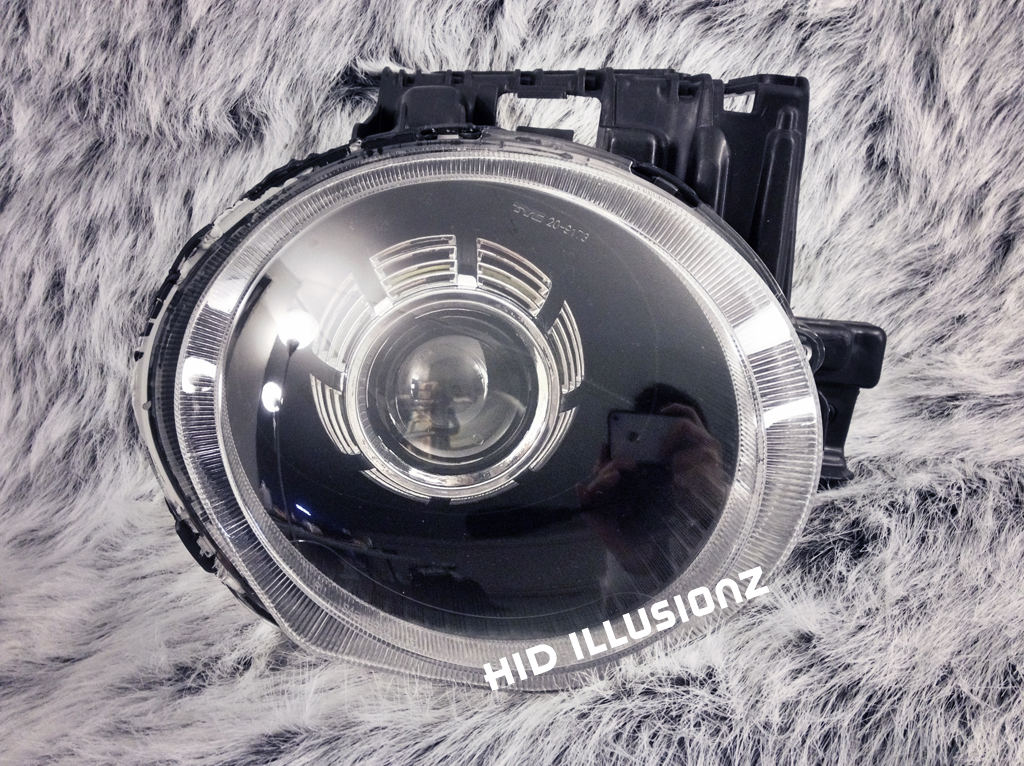 Hid Illusionz Nissan Juke Morimoto Mini H1 G37 R Ccfl