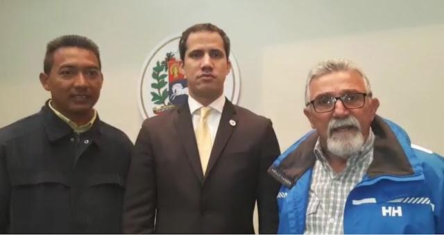 VENEZUELA: Diputado Lippa y presidente interino de Venezuela invitaron al pueblo llanero a las calles para 10 de marzo.