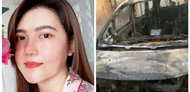 Polisi Tangkap Pelaku Pembakar Mobil Via Vallen, Penyidik Temukan Jenglot dan Bambu Kuning, Dukun?