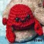 patron gratis cangrejo amigurumi | free amigurumi pattern crab