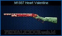 M1887 Heart Valentine