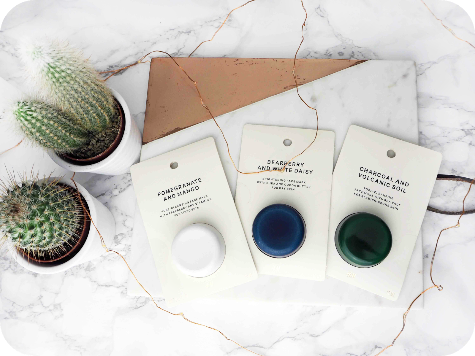 H&M Face Mask Pods Review