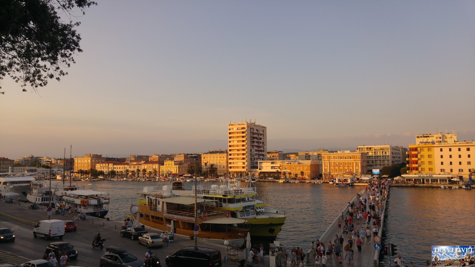 Croatie Zadar