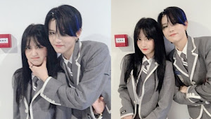Lu Keran THE9 Jadi Idola Fei Qinyuan SNH48, Pasangan Paling Hits di Youth with You 2