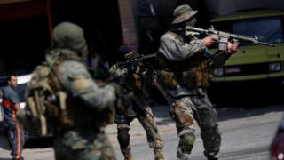 Cinco motivos que levaram o Rio à pior crise de segurança em mais de uma década
