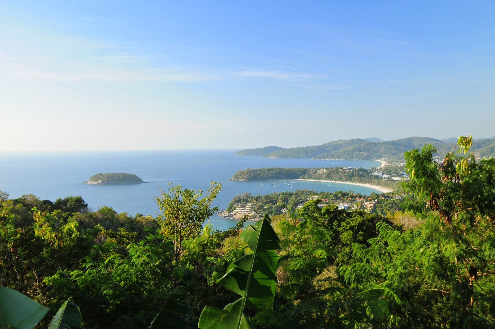 Kata View Point, Phuket Thailand