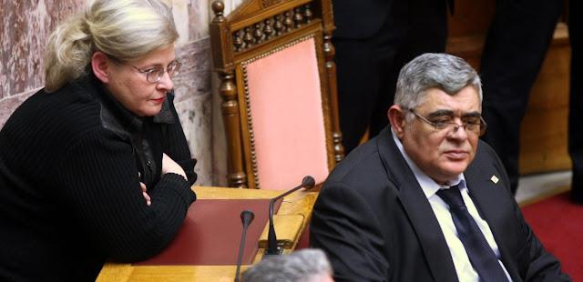 ΑΠΟΚΑΛΥΨΗ: Εξαρχής παράνομος ο διορισμός Ζαρούλια /  ΣΥΡΙΖΑ: Έκθετη η ΝΔ που συνεχίζει το ξέπλυμα των χρυσαυγιτών