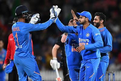 India vs New Zealand 2020 5th T20